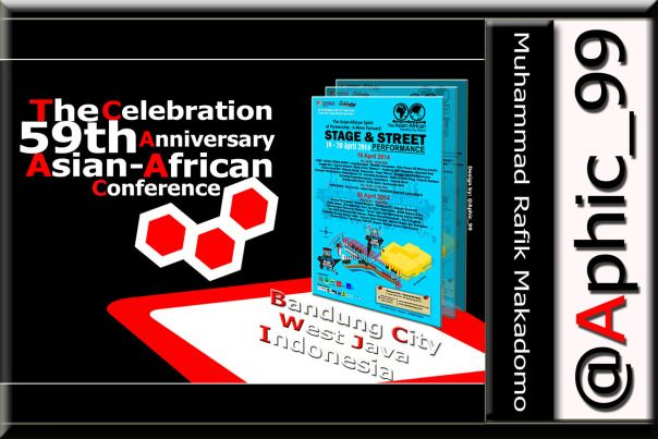 Warning Welcomes 59 Year Asian-African Conference (KAA) 1955, the Museum will host the Asian-African Conference Festival Week (Week FKAA) starting 18-24 April 2014 at the Museum Complex - Building Independence. The theme of the festival this time is the...