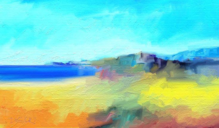by ALEXIS DIGART painter member of ALESARTE The online ARTgallery