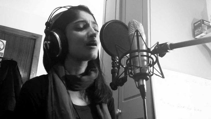 """Life of Pi - """"Pi's Lullaby"""" - Cover Version by Ambika Jois & Amal Lad"""