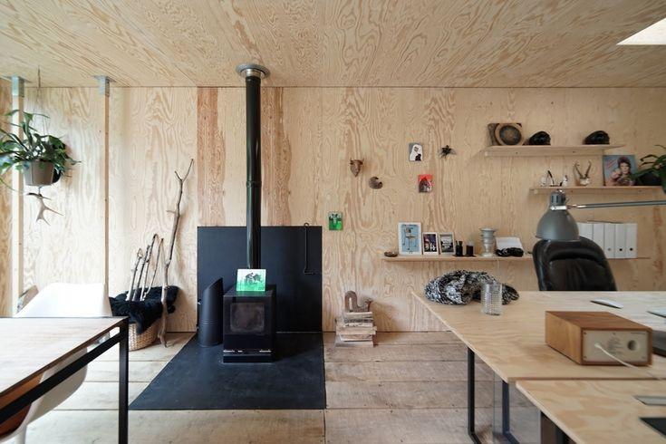 Atelier Pam & Jenny by l'escaut architectures | iGNANT.de
