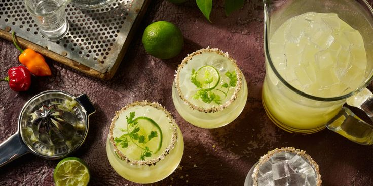 35 Best Tequila Mixed Drinks - Easy Tequila Cocktail Recipes