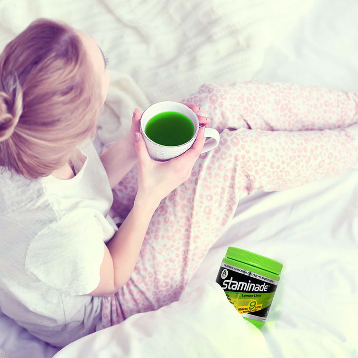If you wake up in the morning and you're feeling not so great, make yourself a hot Staminade - one scoop of Staminade in some hot water and stir. The electrolytes will help you feel better so you can enjoy the day ahead! It's particularly good for when you feel a cold coming on.