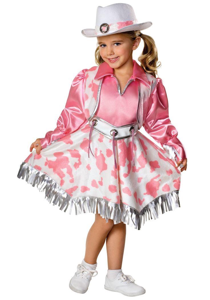 Child Cowgirl Costume