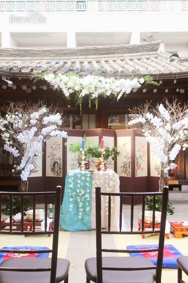 161008 두가헌웨딩 Style : Fusion Korea Traditional Wedding 삼청동 두가헌에서 아름다운 전통 혼례...