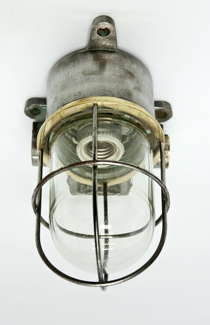 Oude Industriële Kokosha Plafondlamp, afkomstig uit Japan, jaren 70