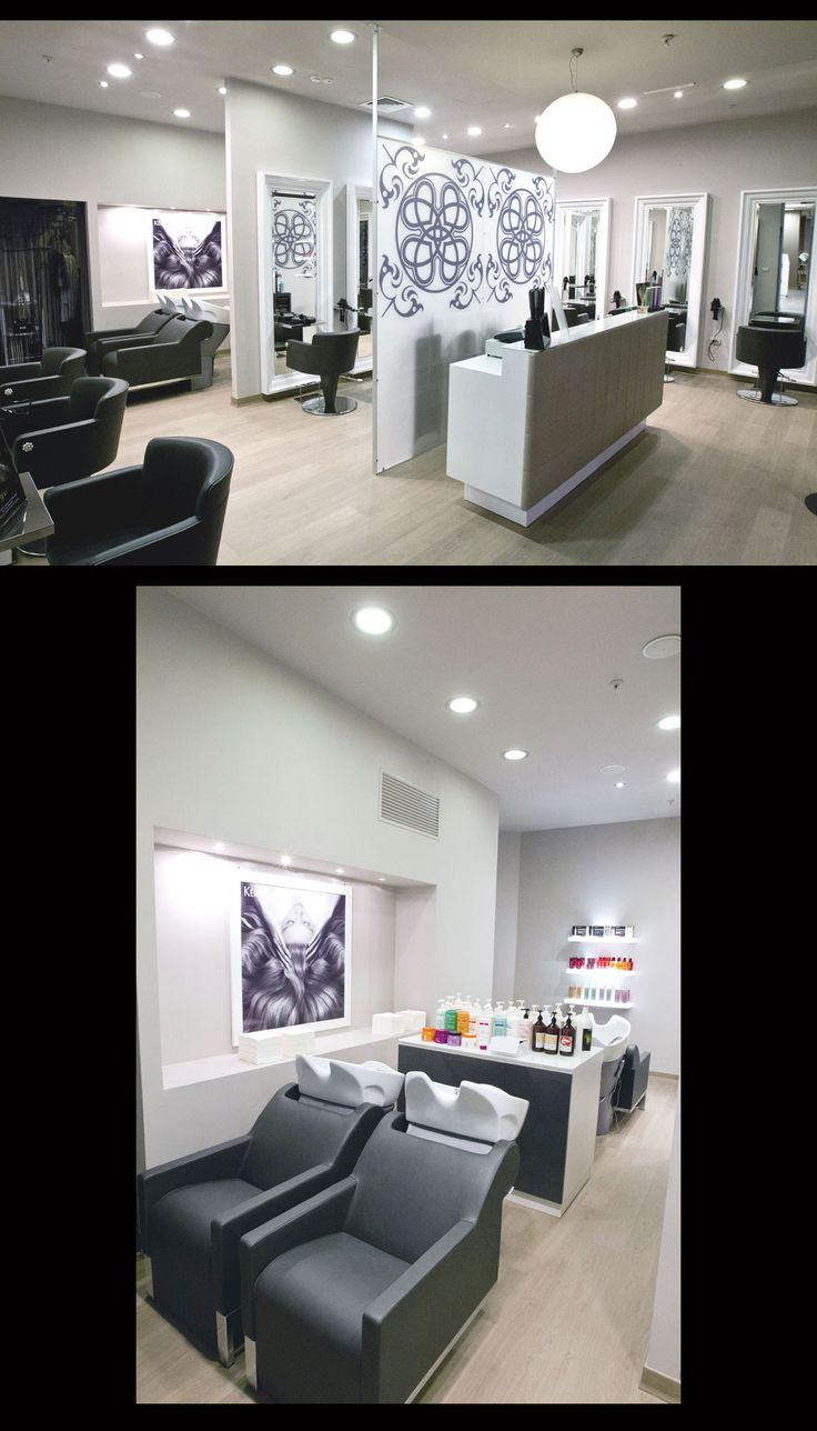 Hair Salon Flair - Italy - Salon Design #SalonTrends
