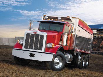 Peterbilt 367 Dump Truck '2007–pr.
