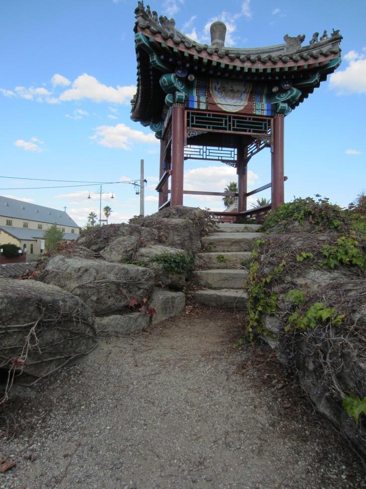 Chinese Temple at Bendigo