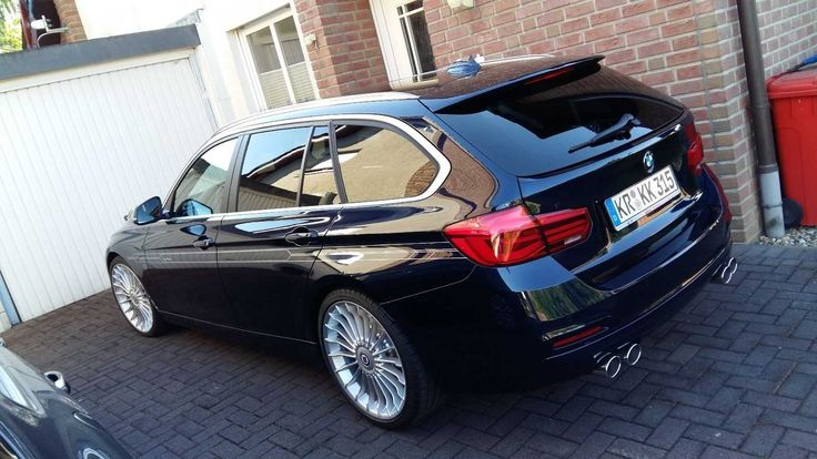 BMW Alpina D 3
