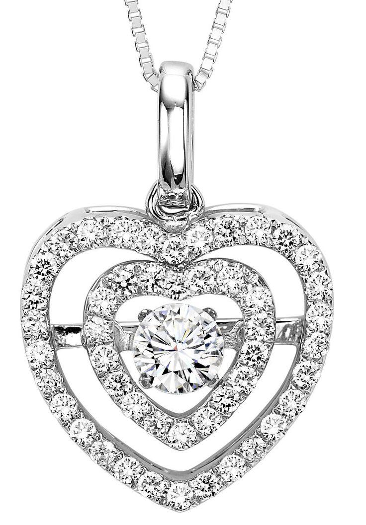 24 best rhythm of love diamond jewelry powered by her heartbeat rhythm of love diamond pendant httpshudsongoldmine aloadofball Choice Image