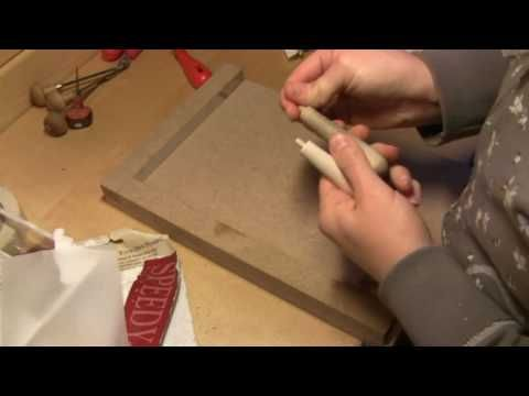 How to Carve a Stamp Print Block 101  PART 1 with Milliande