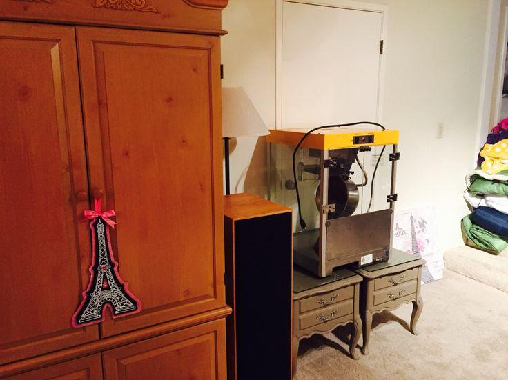 popcorn machine for birthday