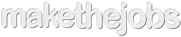 Make the jobs: http://www.makethejobs.com/ #Web de #empleo #trabajo #feina #freelance