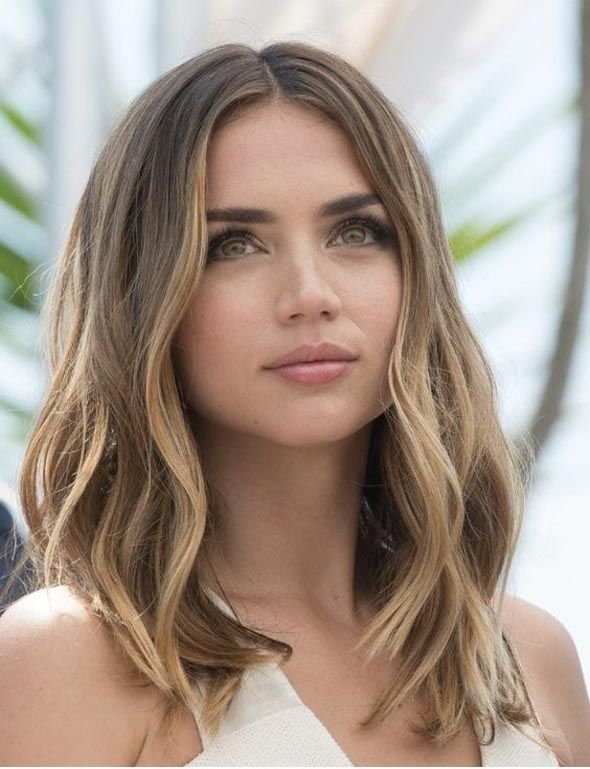 medium length hairstyle ideas 2019