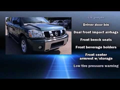 2006 Nissan Titan - For Sale in Pensacola - YouTube