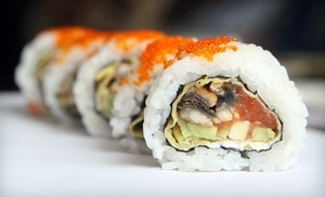 Groupon - $15 for $30 Worth of Japanese Food and Drinks at Sakura Japanese Restaurant in Hermitage. Groupon deal price: $15.00