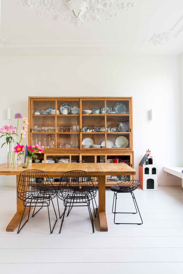 A BEAUTIFUL FAMILY HOME IN THE HEART OF AMSTERDAM | THE STYLE FILES