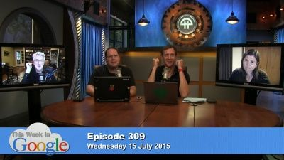 THIS WEEK IN GOOGLE Leo Laporte, Jeff Jarvis, and their guests talk about the latest Google and cloud computing news.   Records live every Wednesday at 4:00pm Eastern / 1:00pm Pacific / 20:00 UTC.