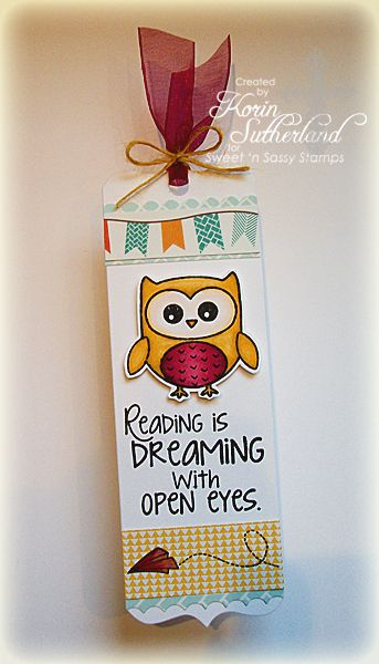 Reading is Dreaming F4A181 by sweetnsassystamps - Cards and Paper Crafts at Splitcoaststampers