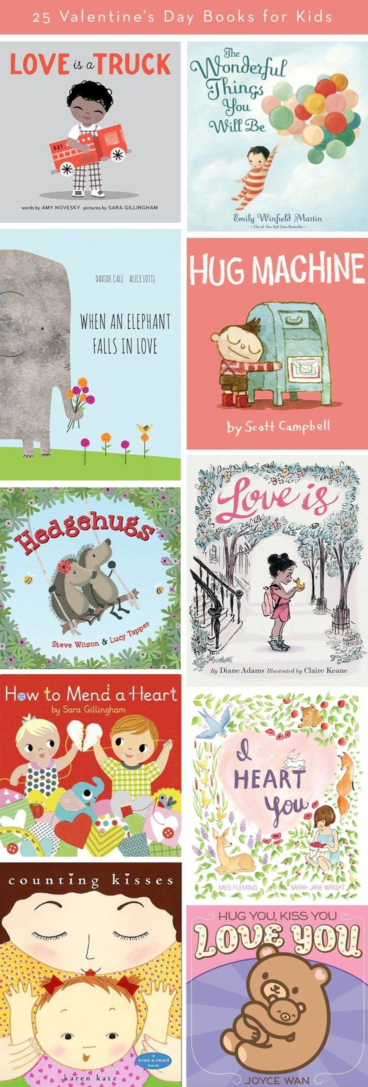 25 Modern Children's Books for Valentine's Day (and Beyond) | Thrifty Littles