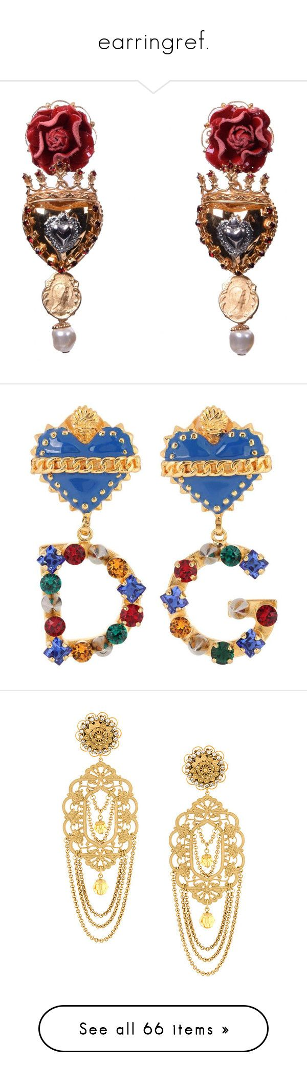 best 25+ dolce and gabbana earrings ideas on pinterest | dolce