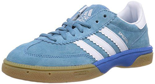 adidas Handball Spezial, Herren Handballschuhe, Blau (Royal/Core White/Ftwr White), 47 1/3 EU (12 Herren UK) - http://on-line-kaufen.de/adidas/47-1-3-eu-adidas-hb-spezial-unisex-erwachsene