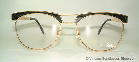 Cazal 741 vintage eyeglasses  $198.00