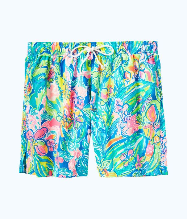 4eddcd6fbc6e Mens Capri Swim Trunk | Lilly | Swim trunks, Resort wear for women ...