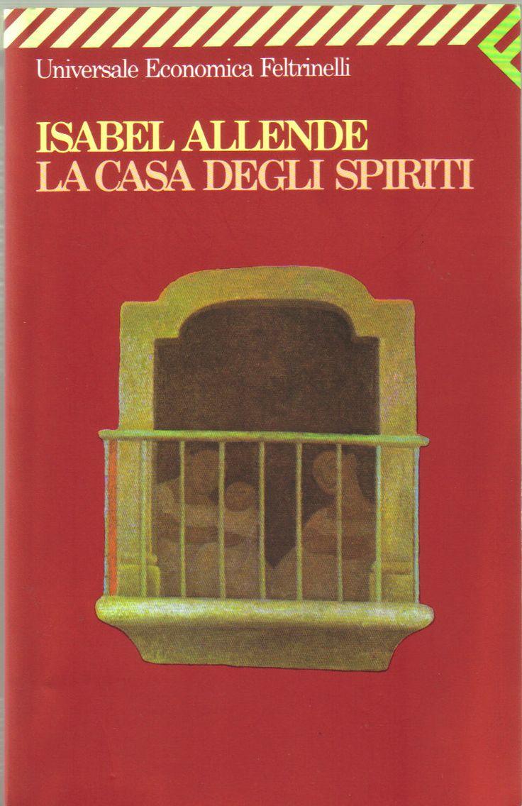 La Casa degli Spiriti -I.Allende