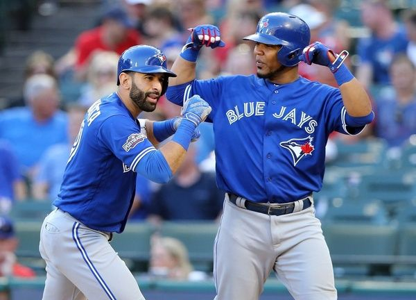 Jose Bautista and Edwin Encarnacion - Keep him a Blue Jay for the rest of his career!