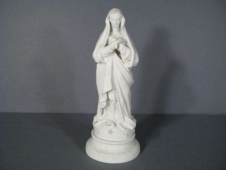 vierge en porcelaine en vente eBay