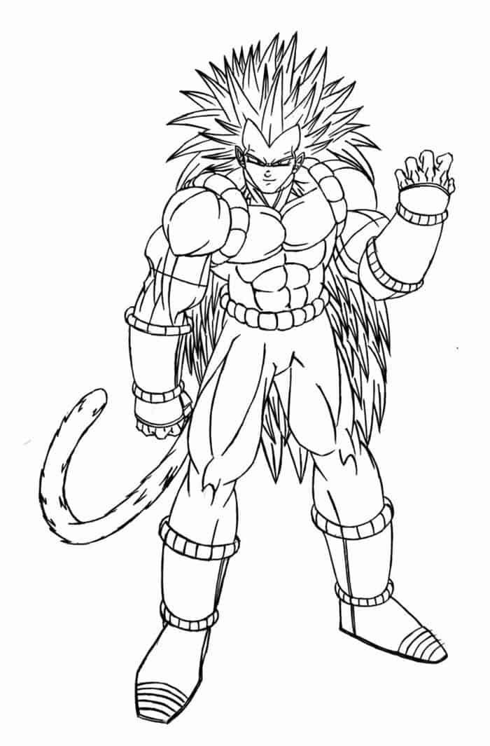 Goku Super Saiyan 5 Coloring Pages In 2020 Cartoon Coloring Pages Coloring Pages Super Coloring Pages