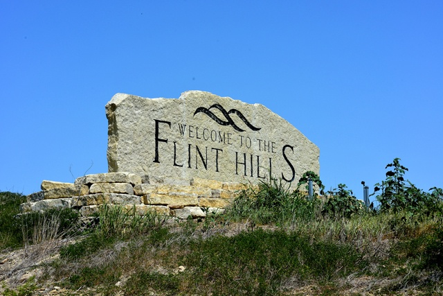Flint Hills National Scenic Byway.