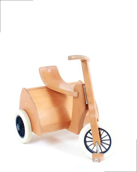 TRICYCLE ENFANT VINTAGE/