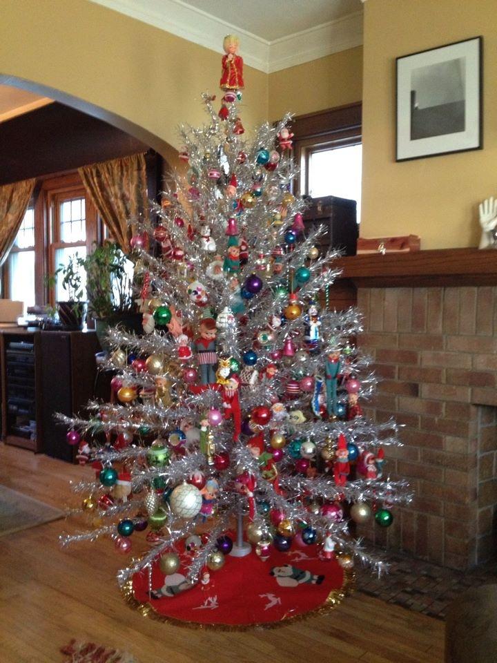Christmas Tree Tinsel Icicles