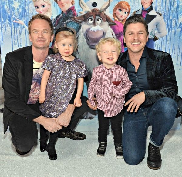 Neil Patrick Harris and Family TOO Cute!!! #NPH
