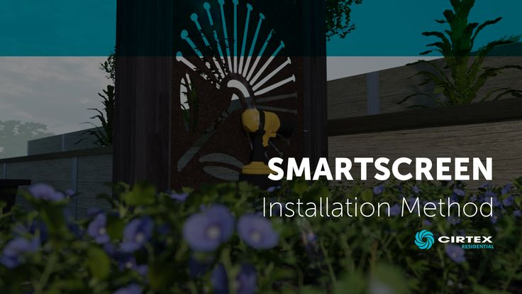 Check out our new Animation showing a unique method of Installing SmartScreen, adding shade and privacy to your outdoor living area! https://youtu.be/_YPk3HxEYFk?utm_content=bufferdd4a1&utm_medium=social&utm_source=pinterest.com&utm_campaign=buffer