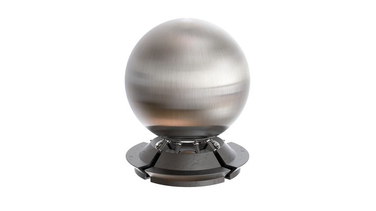 Brushed Steel Free V-Ray material download