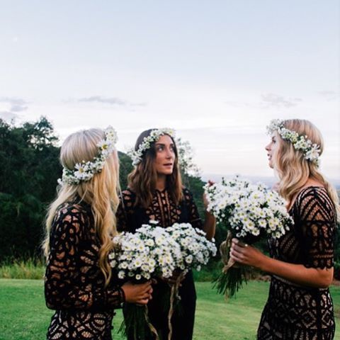 Banging bridesmaids in @stone_cold_fox
