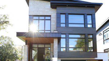 Les constructions T. Ouellet finaliste dans la catégorie Habitation neuve unifamiliale - Plus de 350 000 $ à 425 000 $ (taxes en sus) Prix NOBILIS 2015 #APCHQ