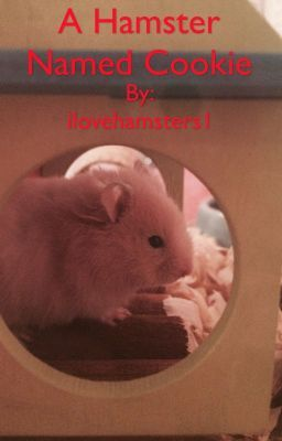 A Hamster Named Cookie! (A short book describing my hamster, Cookie! <3)