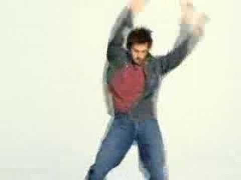 I would ABSOLUTELY do this guy if he busted out those moves in front of me. meOW! :)