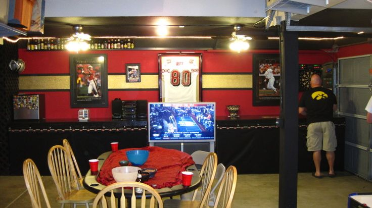 49er Cave 6 49ers Room House Fan Boys Bedrooms