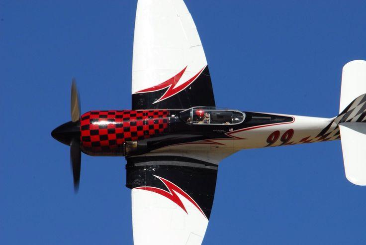 "racingplanes: ""Reno Air Races - Unlimited Class ""Riff Raff"" """