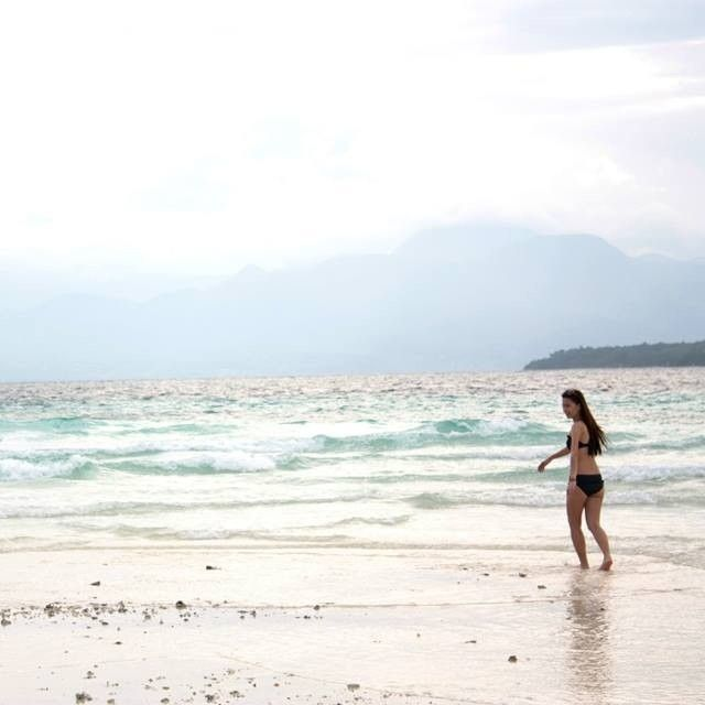 Sumilon Island i Cebu City, Cebu