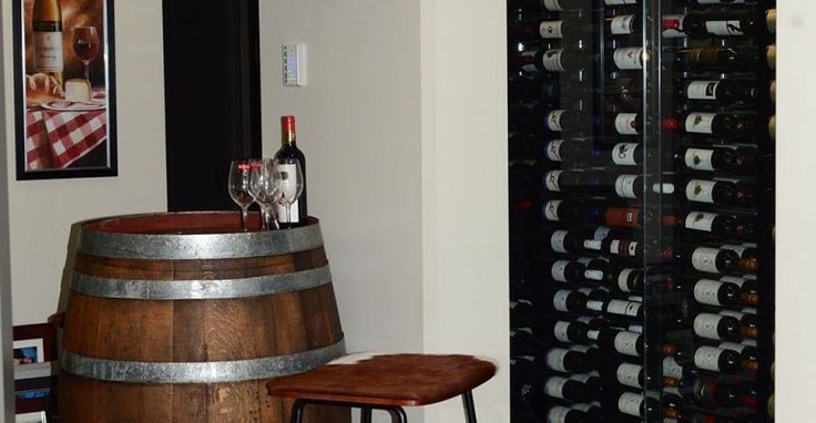 Glass Enclosed Wine Cellars Gold Coast