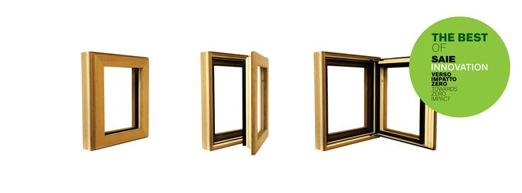 FAARGO ZERO window tecnology wood&cork