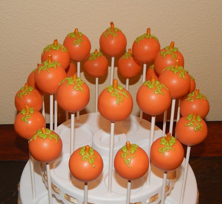 pumpkin cake pops 28 best cake pops images on 6849