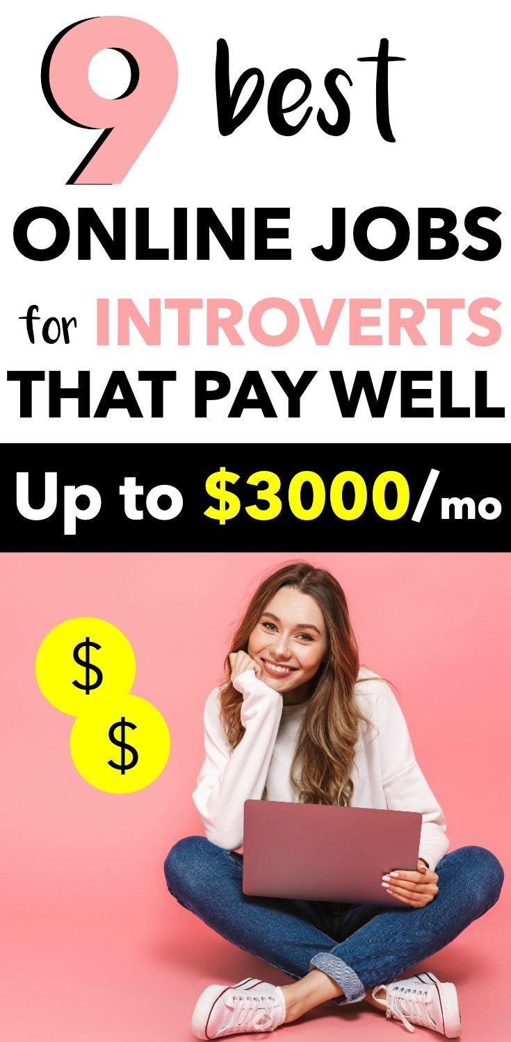 The Best Must-Have Jobs For Introverts – Saving Money
