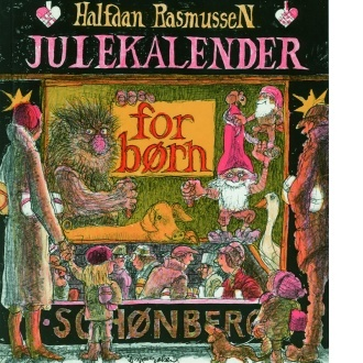 Halfdan Rasmussen - Julekalender for børn